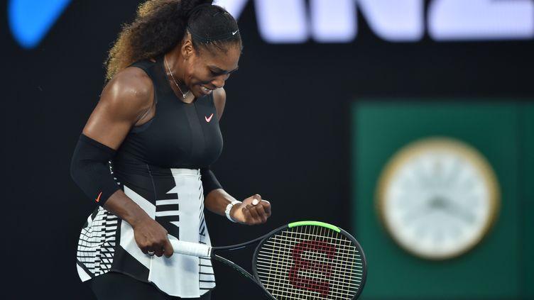 La joueuse américaine Serena Williams (PETER PARKS / AFP)