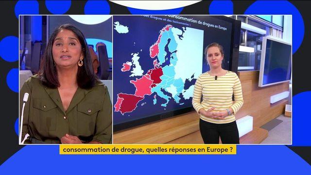 Drogue : quelles réponses en Europe ?