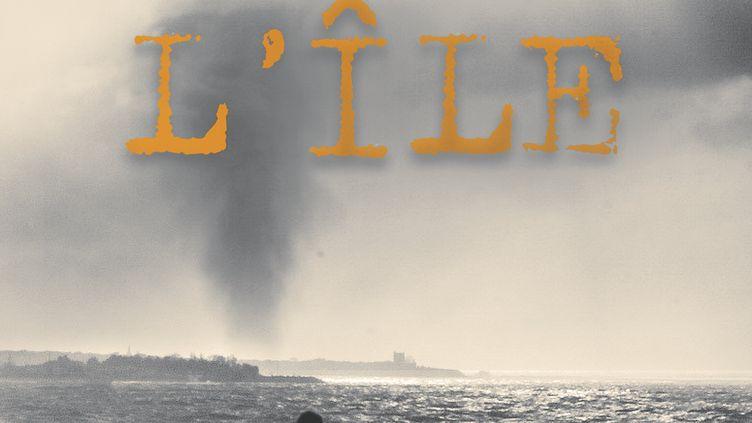 """""""L'Île"""", de Vincent Villeminot (EDITIONS PKJ)"""