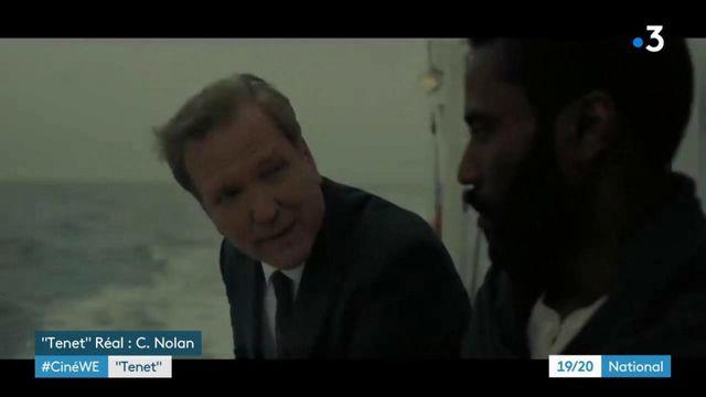 """""""Tenet"""", la nouvelle superproduction de Christopher Nolan"""