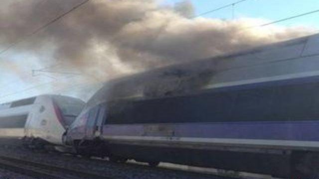 Incendie d'un TGV : 800 passagers évacués