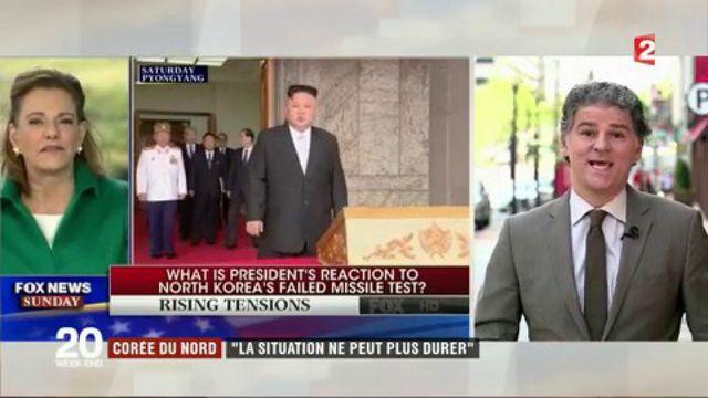 """Corée du Nord : """"la situation ne peut plus durer"""""""