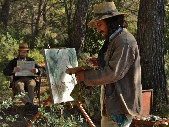 """""""Cézanne et Moi"""" avec Guillaume Gallienne et Guillaume Canet  (Copyright Luc Roux)"""