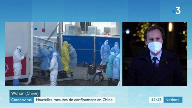 Coronavirus : la Chine tourne au ralenti