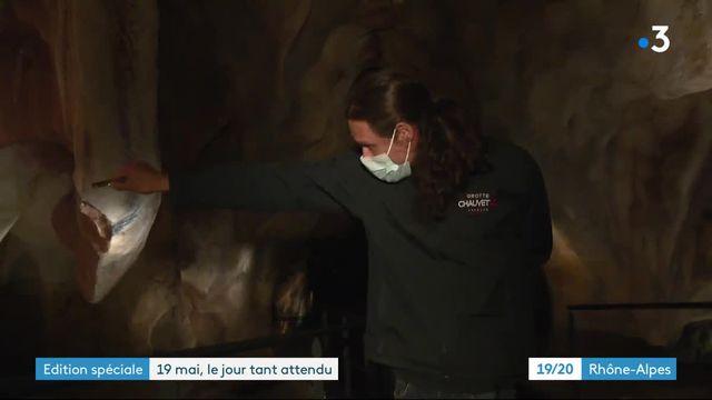 Ardèche : réouverture de la Grotte Chauvet
