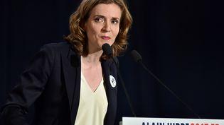 Nathalie Kosciusko-Morizet, lors d'un meeting de soutien à Alain Juppé, à Bordeaux (Gironde), le 22 novembre 2016. (REMY GABALDA / AFP)