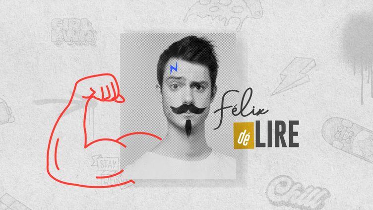 """Visuel de """"Félix déLire"""" (Lumni)"""