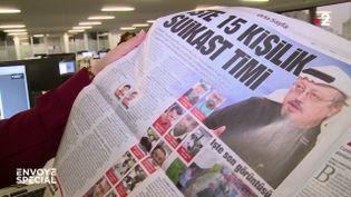 La presse turque révèle les conditions du meurtre de Jamal Khashoggi (ENVOYÉ SPÉCIAL  / FRANCE 2)
