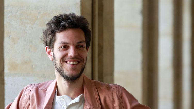 Raphaël Pichon, ici à Paris en 2015.  (NICOLAS TUCAT / AFP)