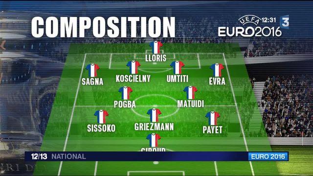 Euro 2016 : France-Allemagne, match compliqué dans un stade porte-bonheur