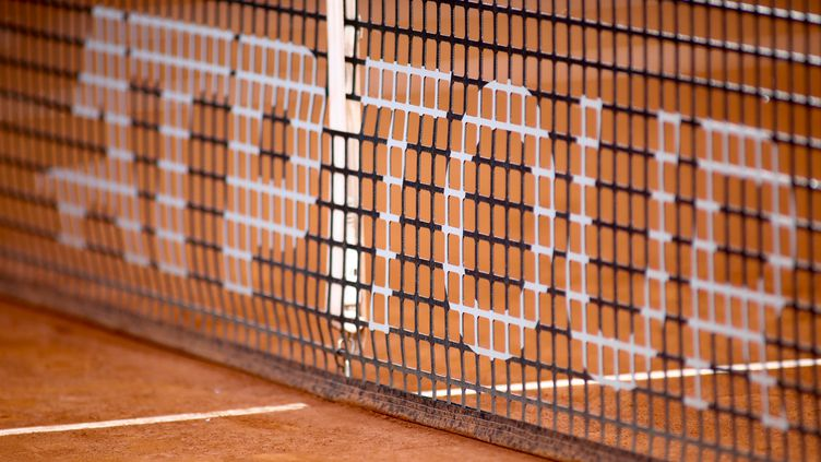 Le Logo ATP Tour lors du tournoi de tennis Mutua Madrid Open 2019.  (OSCAR BARROSO / SPAINDPPI)