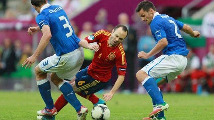 L'Espagne fête ses champions