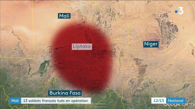 Mali : 13 militaires français perdent la vie dans une opération contre des jihadistes