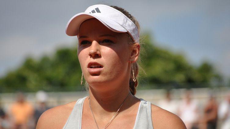La Danoise Caroline Wozniacki