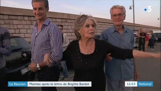 La Réunion : des plaintes après la lettre de Brigitte Bardot