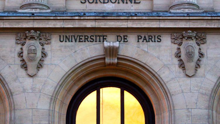 Sorbonne Université se classe 36e du classement de Shanghaï 2018. (LOIC VENANCE / AFP)