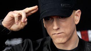 """Eminem rate son retour avec """"Revival"""".  (Dennis Van Tine//MaxPPP)"""