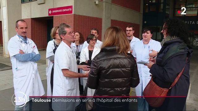 Toulouse : démissions en série à l'hôpital des enfants