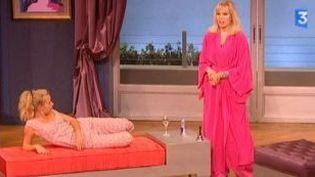 "Amanda Lear à l'affiche de ""Lady Oscar""  (Culturebox)"