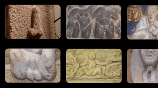 Un kaléidoscope de sculptures évocatrices en terre bretonne  (France 3 / Culturebox)
