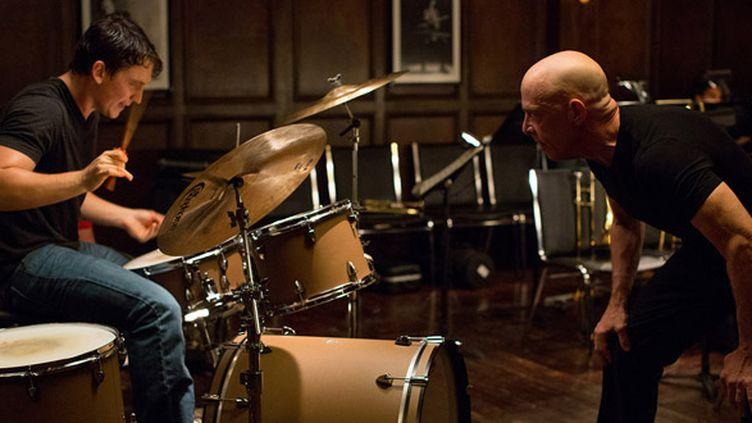 """Une scène du film """"Whiplash"""" de Damien Chazelle, primé à Sundance 2014.  (Daniel McFadden)"""