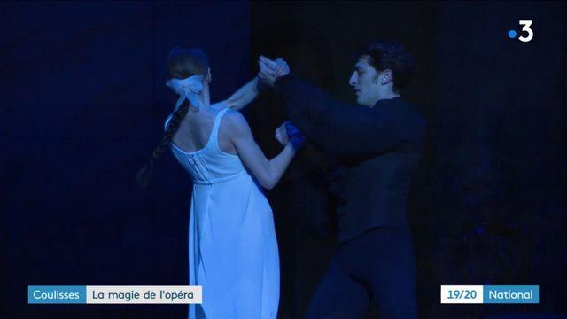Opéra : dans les coulisses d'un ballet