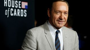 """Kevin Spacey est Frank Underwood dans la série """"House of Cards"""". (MARIO ANZUONI / REUTERS)"""
