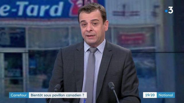 Economie : Carrefour bientôt sous pavillon canadien ?
