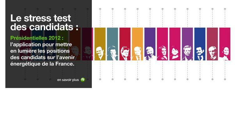 """17 candidats ou candidats potentiels ont été soumis à ce """"stress-test"""" (greenpeace)"""