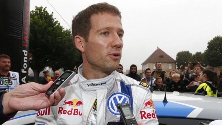 Sébastien Ogier (Volkswagen) (ALEXANDRE GUILLAUMOT / ALEXANDRE GUILLAUMOT)