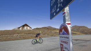 Le col du Granon sera l'une des attractions de ce prochain Tour de France. (THIBAUT DURAND / HANS LUCAS)