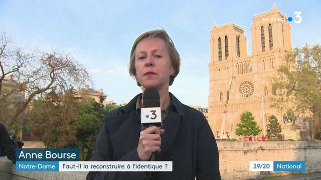 Notre-Dame de Paris : les politiques partagés sur la reconstruction