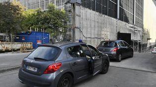 Palais de justice de Nantes le 9 octobre. (FRANCK DUBRAY / MAXPPP)