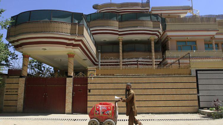 Les locaux de l'ONGMedair à Kaboul (Afghanistan) le 2 juin 2012. (MOHAMMAD ISMAIL / REUTERS)