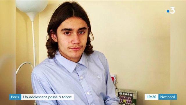 Paris : passage à tabac d'un adolescent de 15 ans