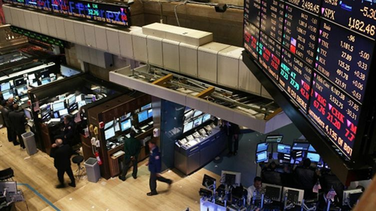 Wall Street (AFP)