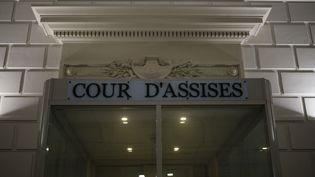 La cour d'assises d'Evreux (Eure), en décembre 2018. (CHARLY TRIBALLEAU / AFP)