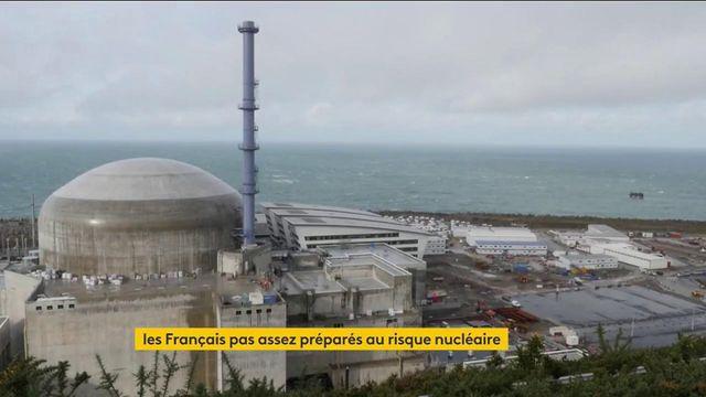 Nucléaire : les Français mal préparés à une catastrophe