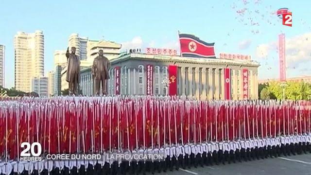 Le nouvel essai nucléaire en Corée du Nord suscite la colère à travers le monde