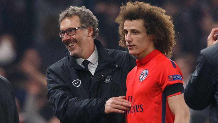 Laurent Blanc espère pouvoir compter sur son défenseur brésilien, David Luiz, comme sur son effectif au complet pour aborder de front un mois d'avril au calendrier infernal (  BEN QUEENBOROUGH / BACKPAGE IMAGES LTD)