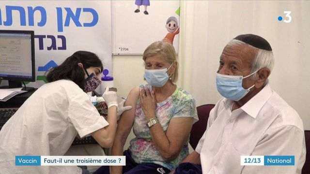 Vaccin anti-Covid : faut-il une troisième dose ?