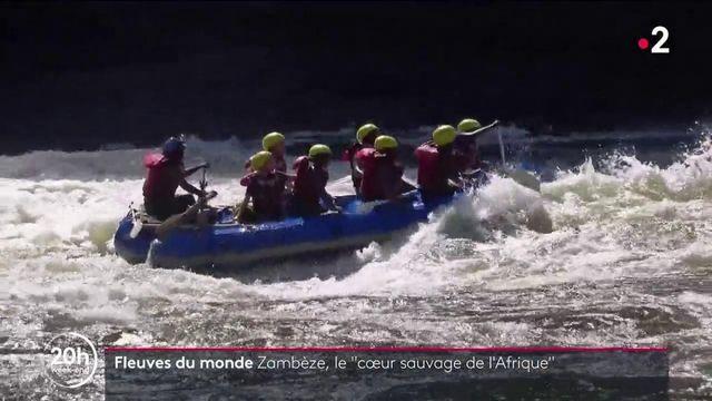 Tourisme : l'aventure du Zambèze en kayak