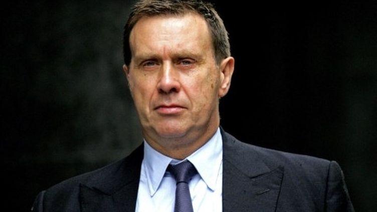 Clive Goodman, journaliste au coeur du scandale de News of the World. (CARL DE SOUZA / AFP)