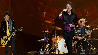 Les Rolling Stones retourneront en studio en 2016 pour enregistrer un nouvel album  (RICK DIAMOND / GETTY IMAGES NORTH AMERICA / AFP)