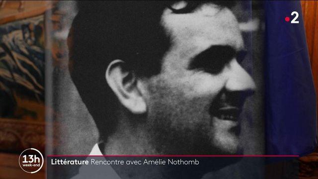 Amélie Nothomb : elle rend hommage à son père avec son dernier livre