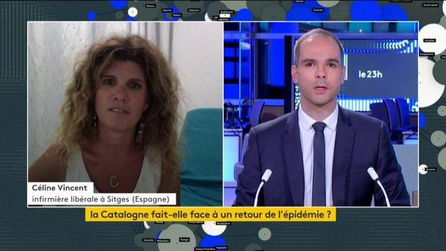 Coronavirus : la Catalogne face à un retour de l'épidémie