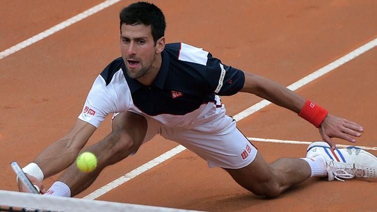 Novak Djokovic (GABRIEL BOUYS / AFP)