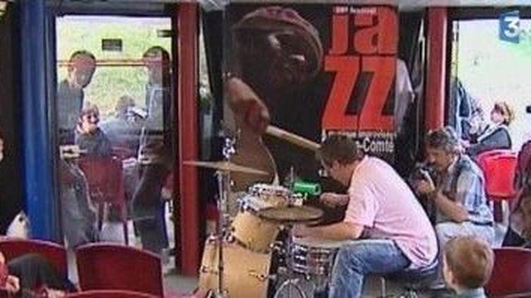 Jazz en Franche-Comté explore les rivages des musiques improvisées  (Culturebox)