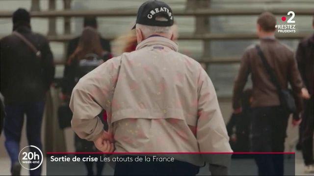 Sortie de crise : les atouts de la France