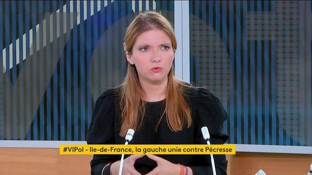 """Elections régionales : """"Il y a un vrai problème à s'allier avec la France Insoumise"""", estime Aurore Bergé (LREM)"""